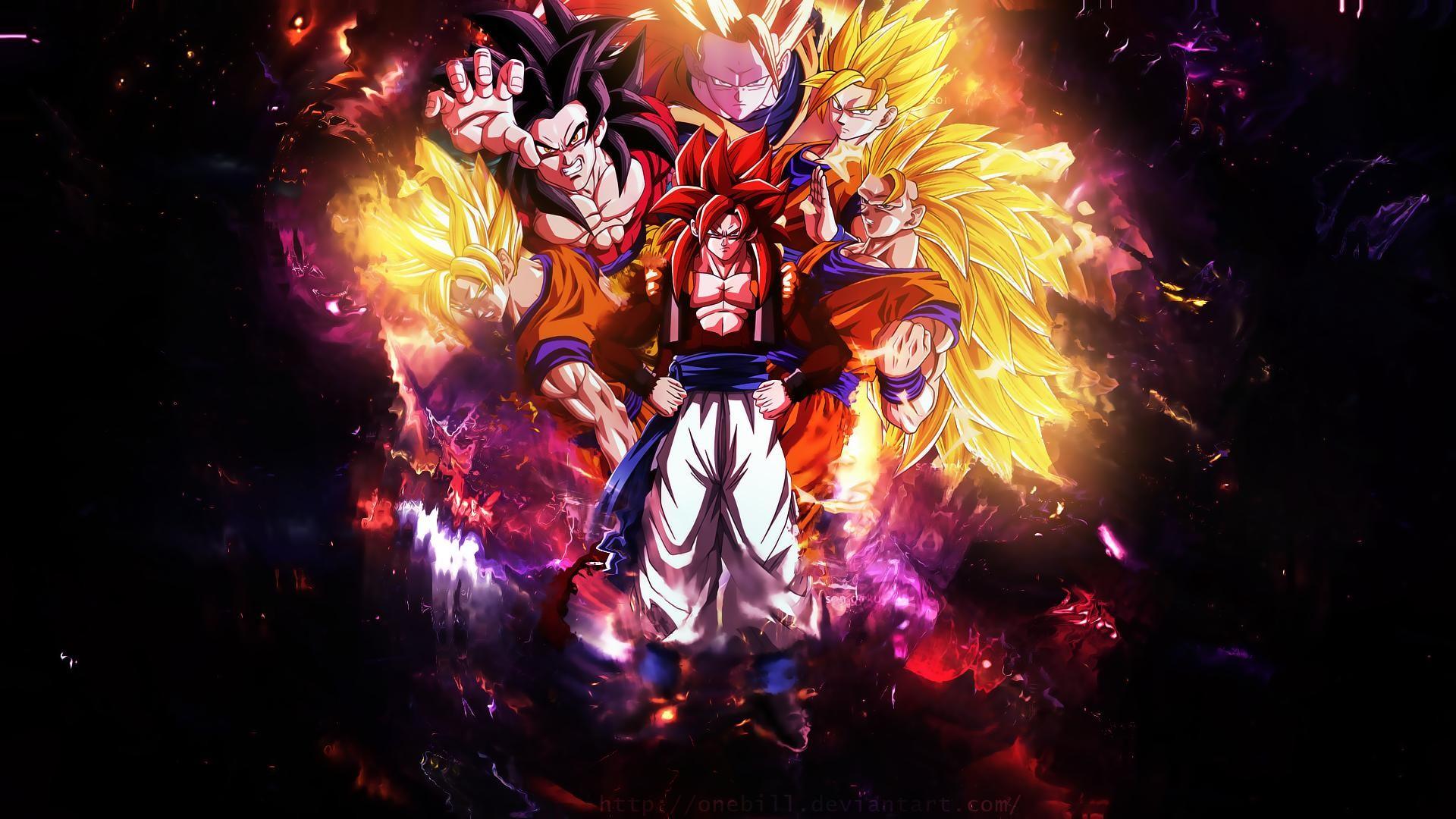 Super Saiyan Live Wallpaper Iphone X Dragon Ball Goku Wallpaper 70 Images