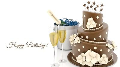 Wallpaper Happy Birthday Cake (55+ images)