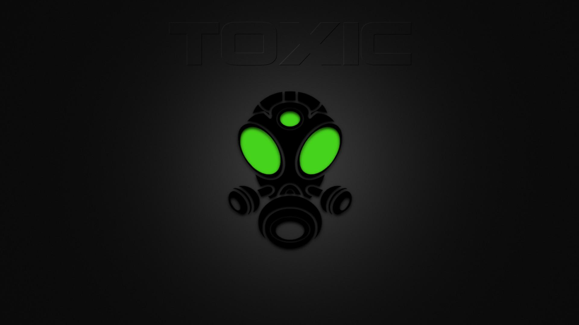 Electro Wallpaper Girl Toxic Mask Wallpaper 53 Images