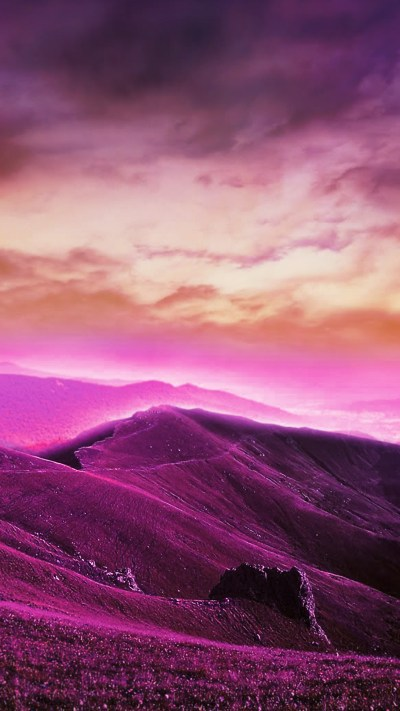 Purple Phone Wallpaper (70+ images)