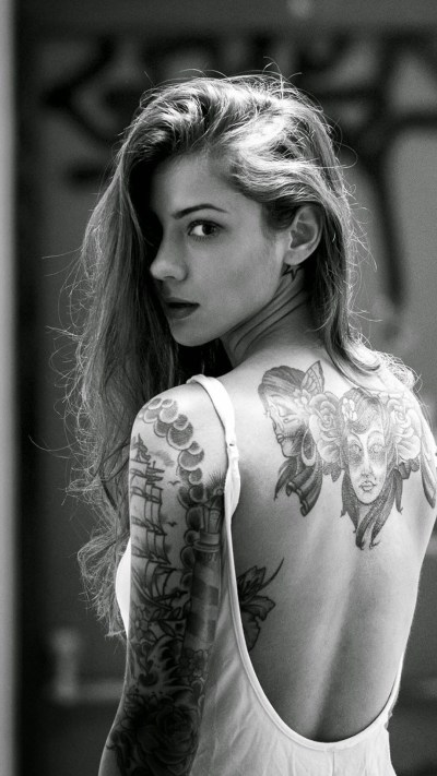 Inked Girls Wallpaper (56+ images)