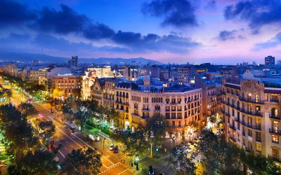 Barcelona City Wallpapers (70+ images)