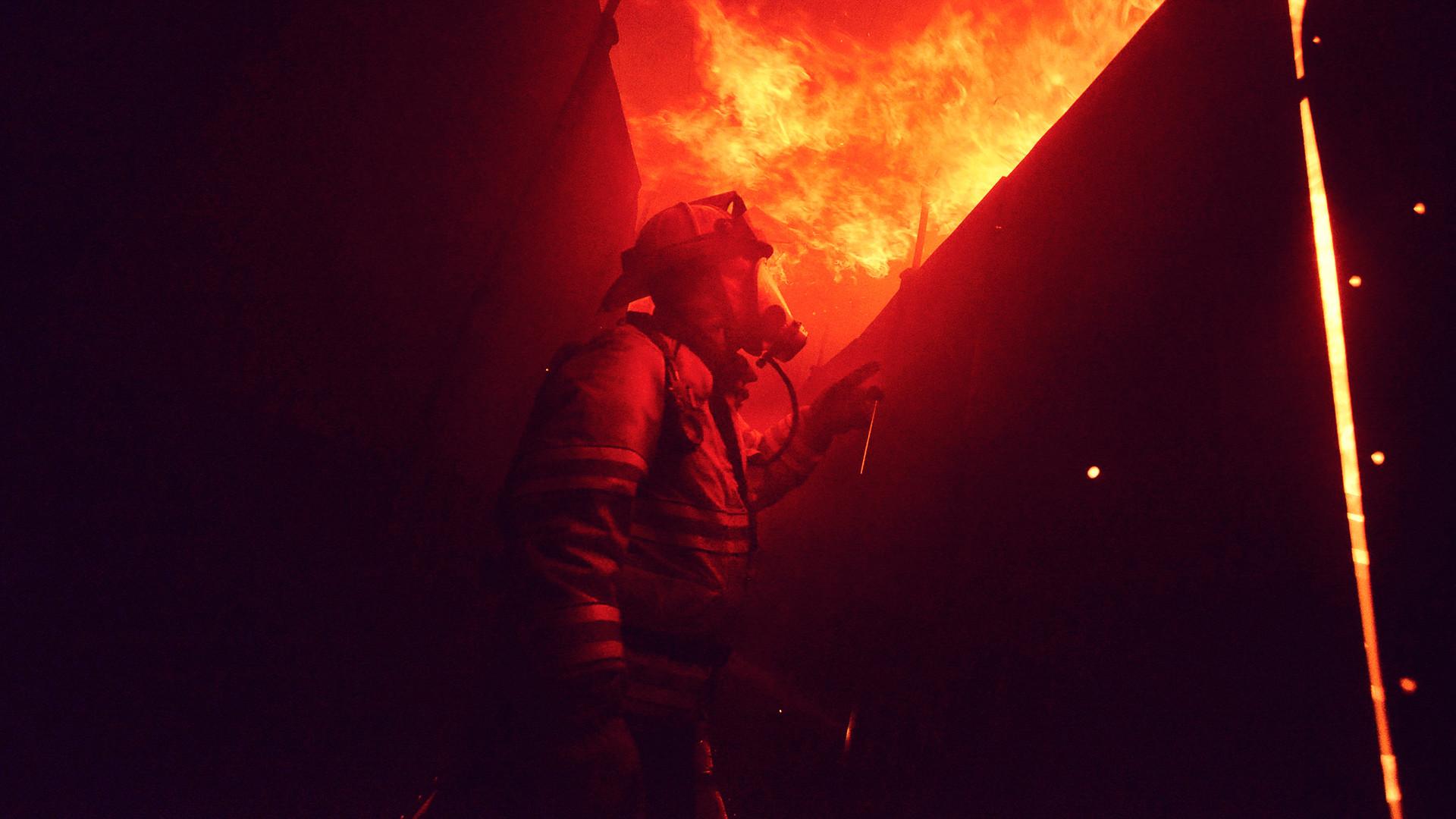 Hd Firefighter Wallpaper 65 Images