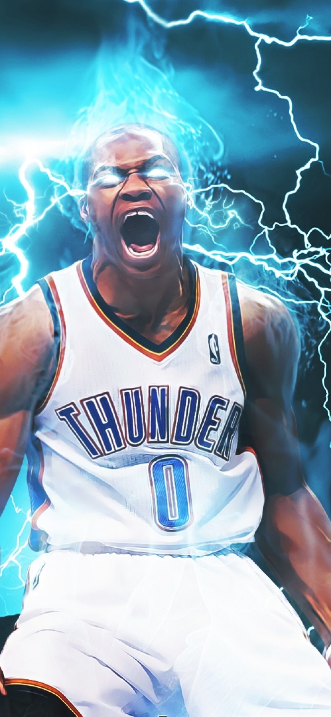 Okc Wallpaper Iphone Oklahoma City Thunder Wallpapers 67 Images