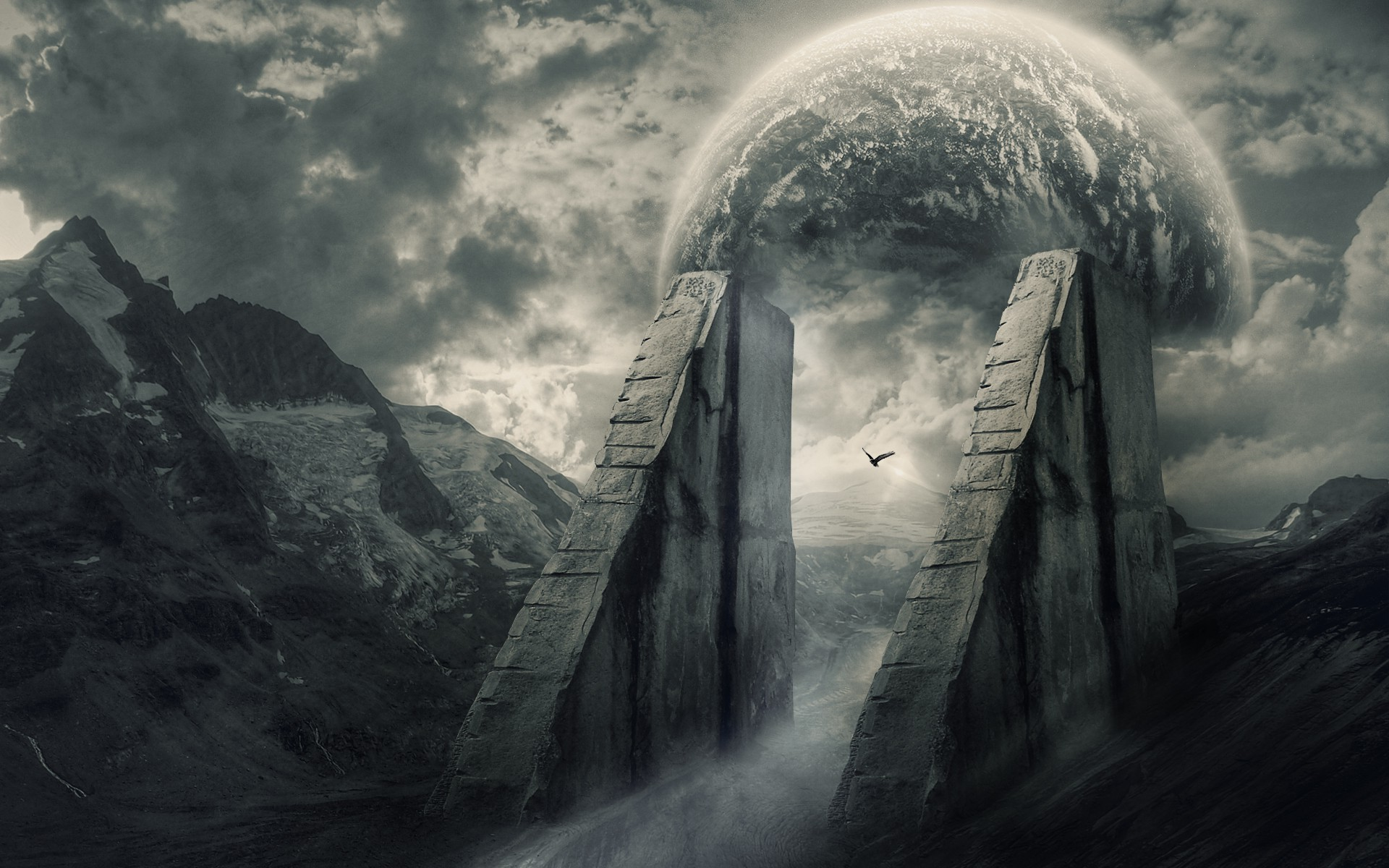 God Of War Mobile Wallpaper Hd 1080p Dark Fantasy Wallpaper 79 Images