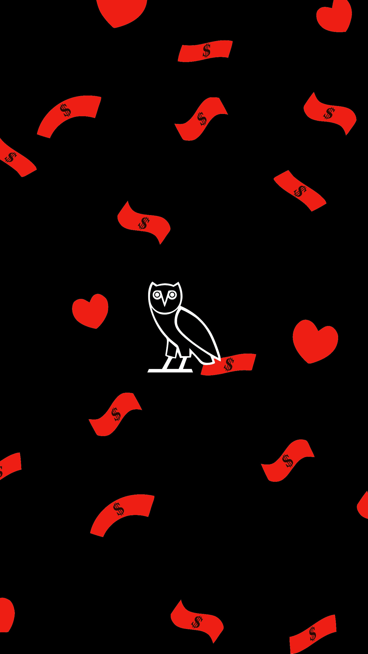 Wallpaper Off White Iphone X Drake Ovo Wallpaper 74 Images