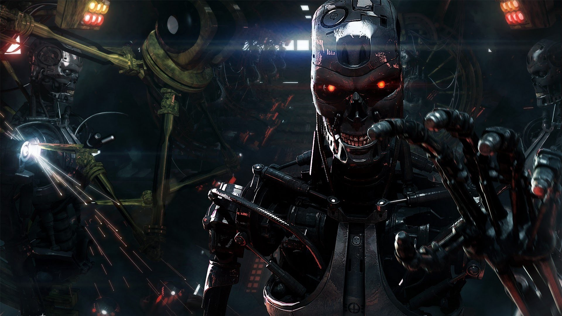 Terminator Salvation Terminator Salvation Wallpaper Hd 70 43 Images