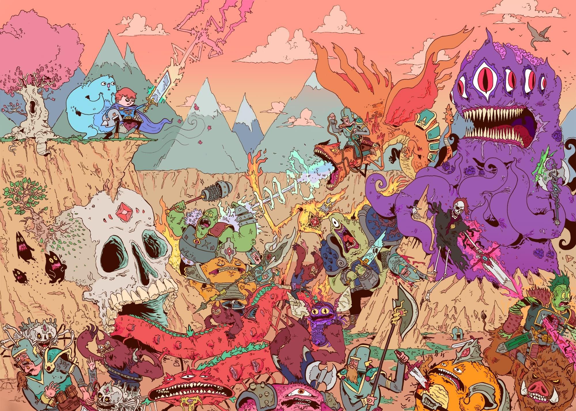 Lsd Trip Wallpaper Hd Lsd Wallpapers 58 Images