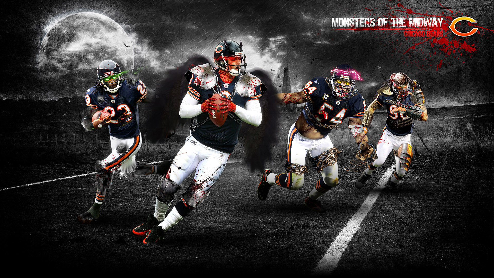 Football Hd Wallpapers For Iphone Chicago Bears Soldier Field Wallpaper 56 Images