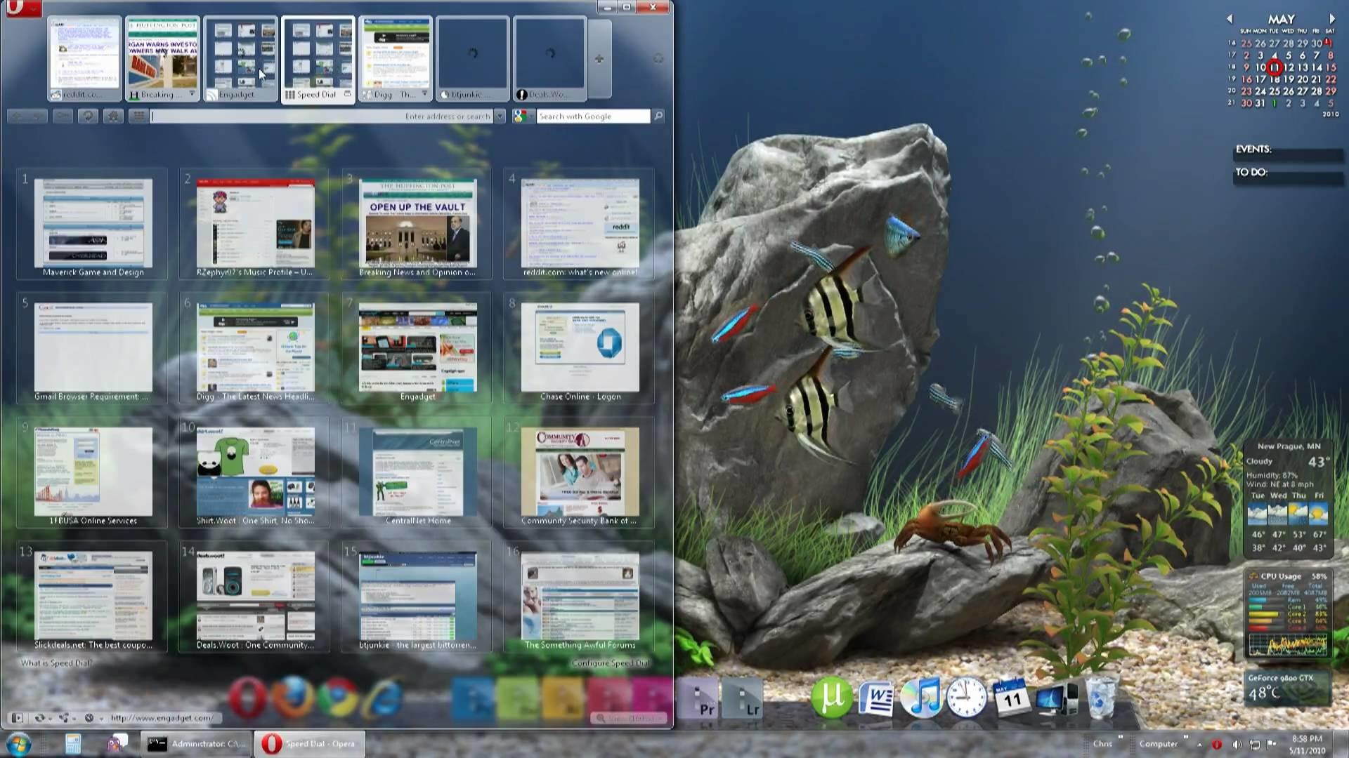 Desktop Aquarium 3d Live Wallpaper On Imac Aquarium Live Wallpaper For Pc 55 Images