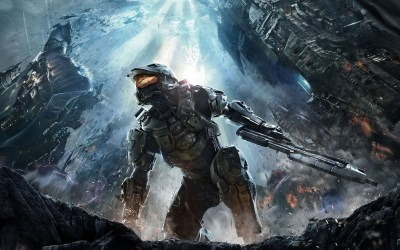 Halo 4 HD Backgrounds (79+ images)