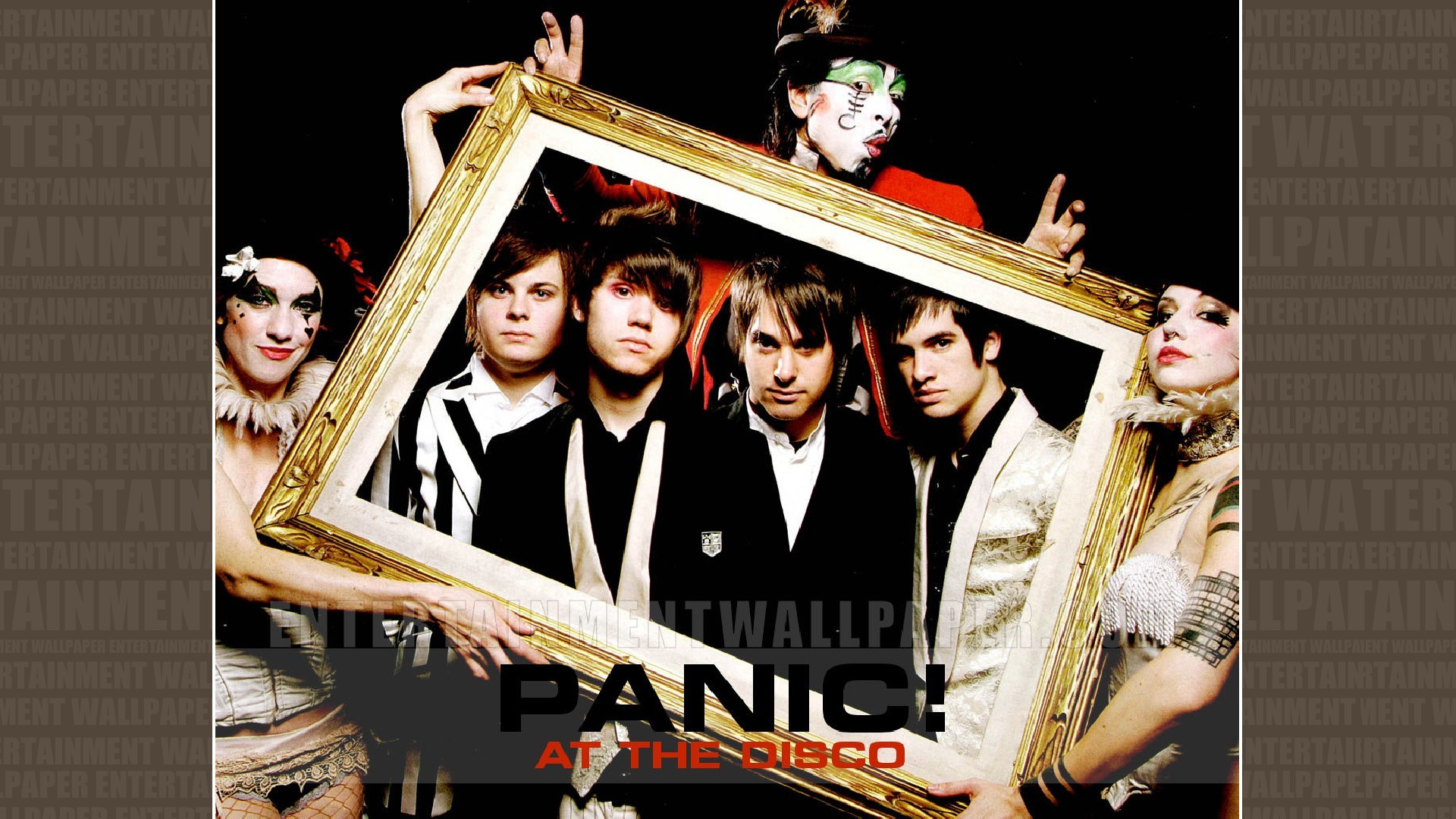 Fall Out Boy And Panic At The Disco Wallpaper Panic At The Disco Wallpapers 74 Images