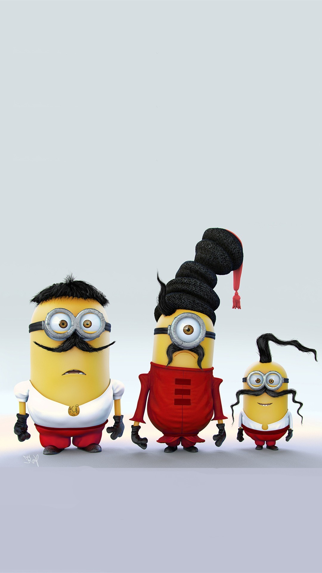 Cute Couple Wallpapers For Mobile Phones Minions Cell Phone Wallpaper 77 Images