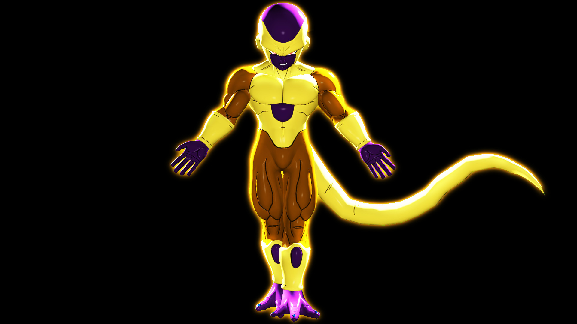 Cheap 3d Wallpaper Golden Frieza Wallpapers 65 Images