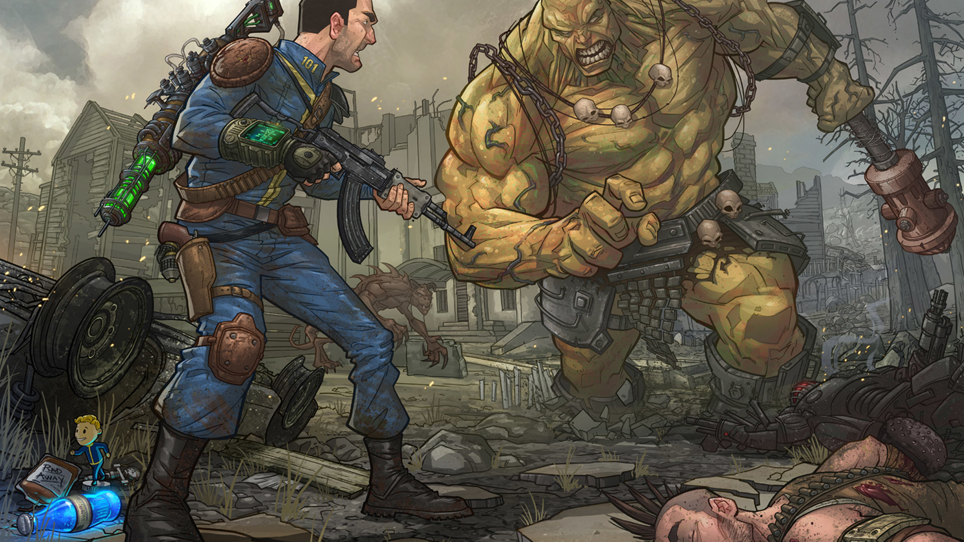 Sick Wallpapers For Iphone 5 Fallout 4 Wallpapers 1080p 76 Images