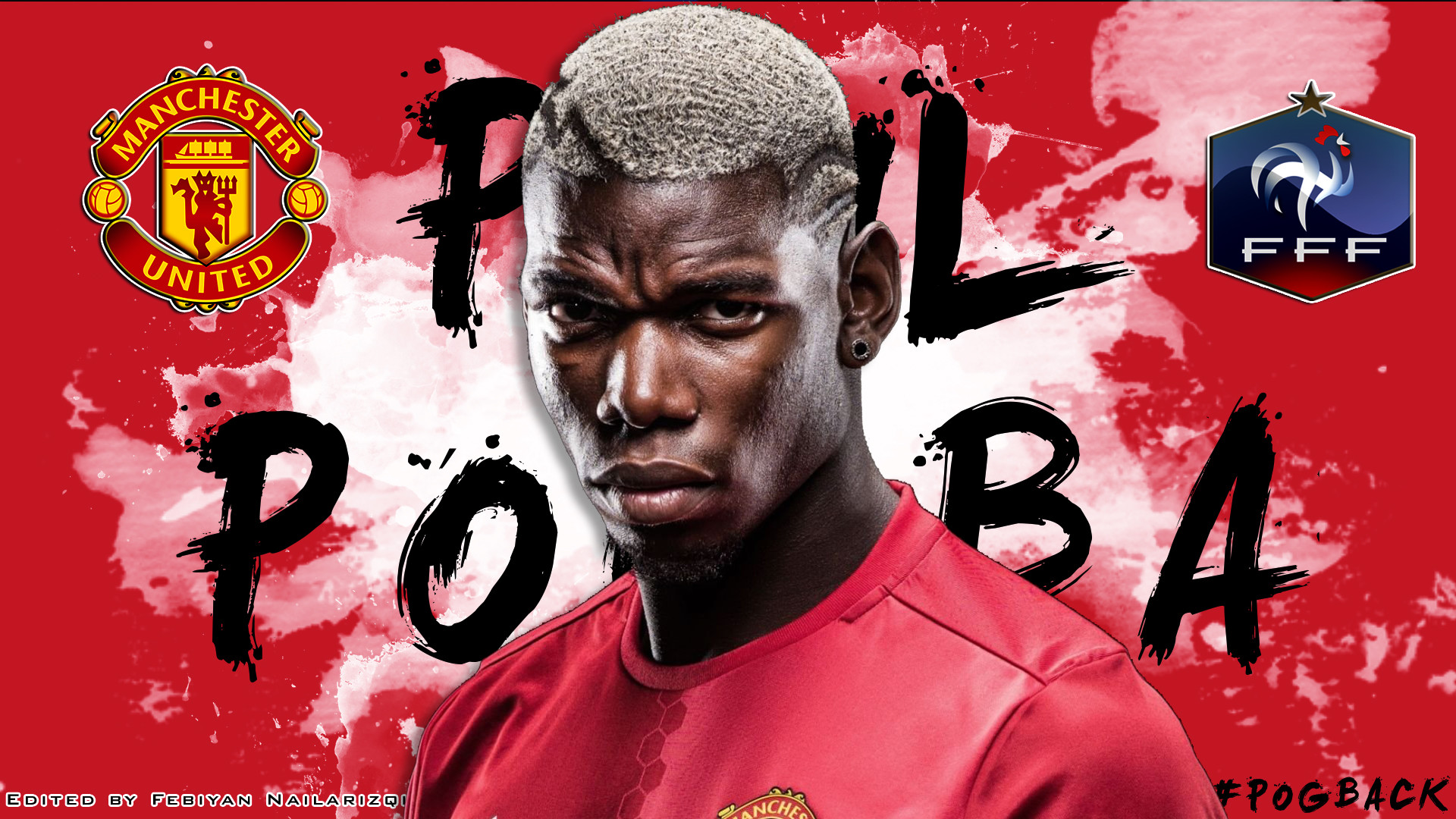 Manchester United Wallpaper Iphone X Paul Pogba Wallpapers 79 Images