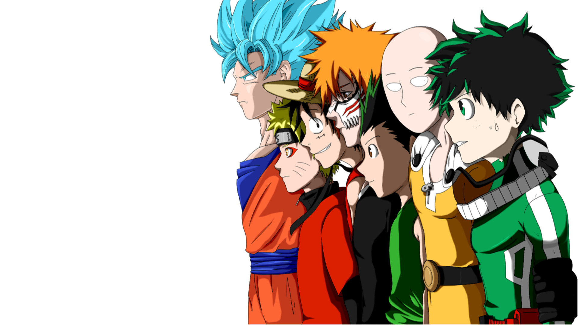 Goku Wallpaper Hd Naruto And Goku Wallpaper 74 Images