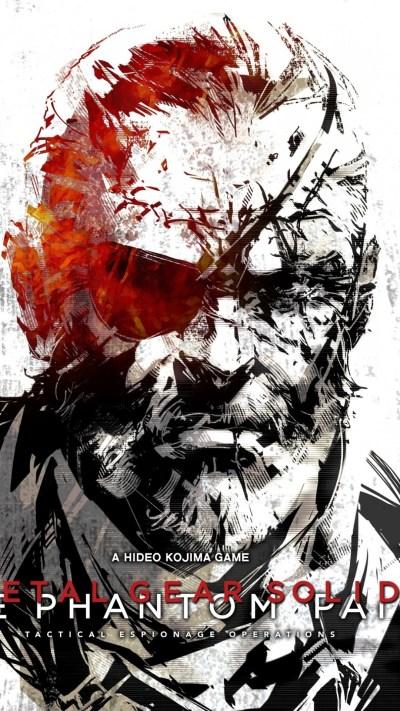 Metal Gear Solid iPhone Wallpaper (63+ images)