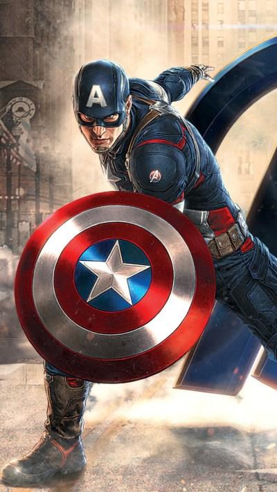 Captain America iPhone 6 Wallpaper (85+ images)