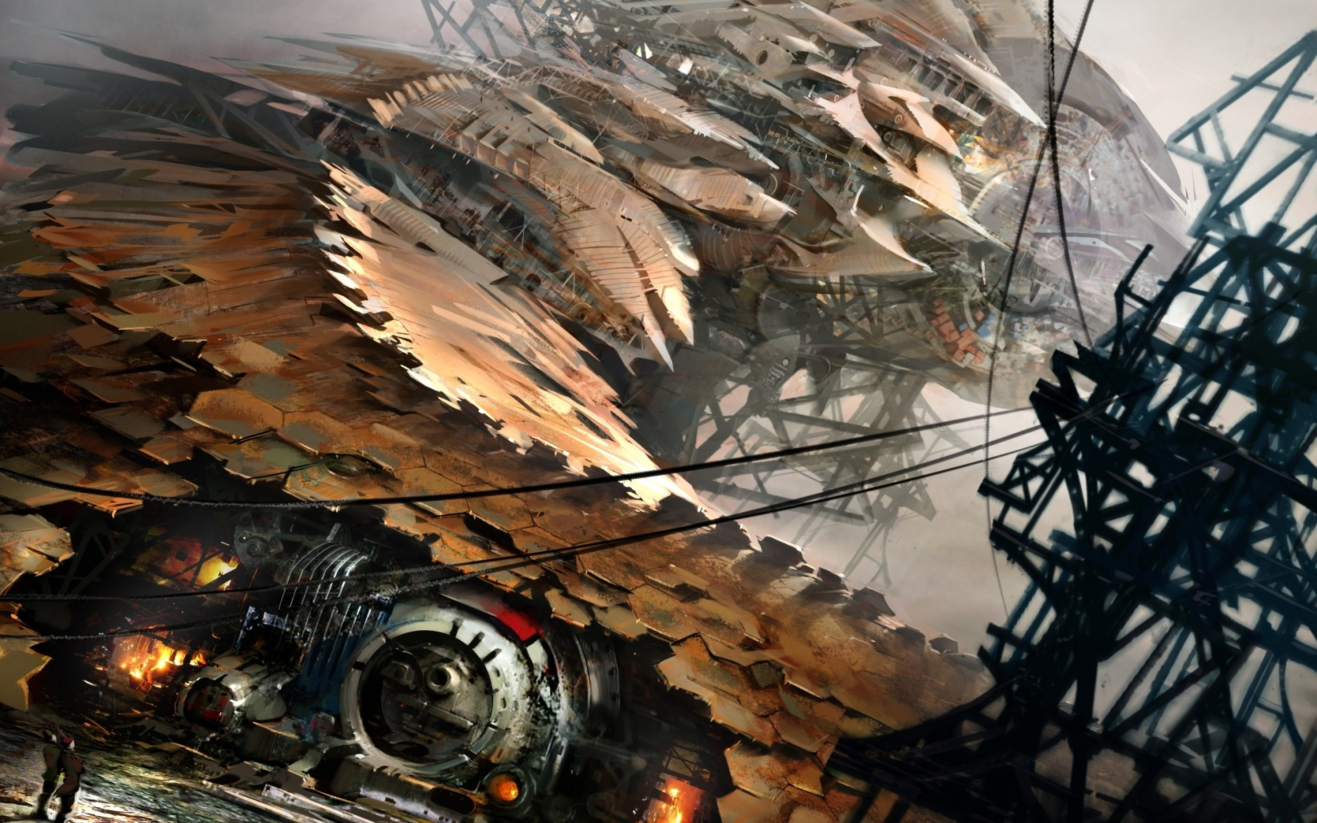 Tank Girl Wallpaper Android Steampunk Desktop Wallpaper 68 Images