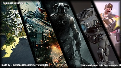 Awesome Gaming Desktop Wallpaper (45+ images)