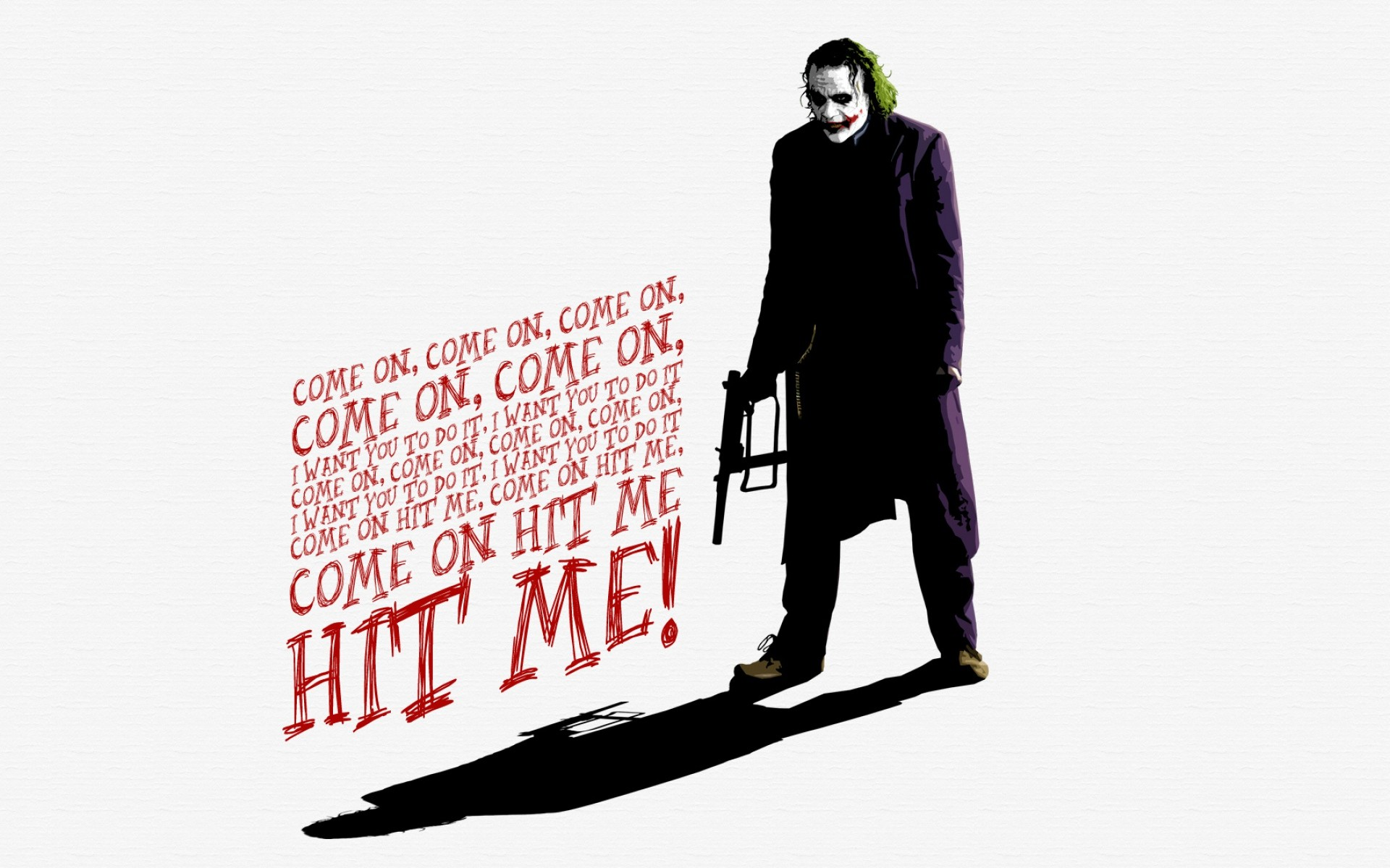 Dark Knight Joker Quotes Wallpaper Hd Joker Quotes Wallpaper Hd