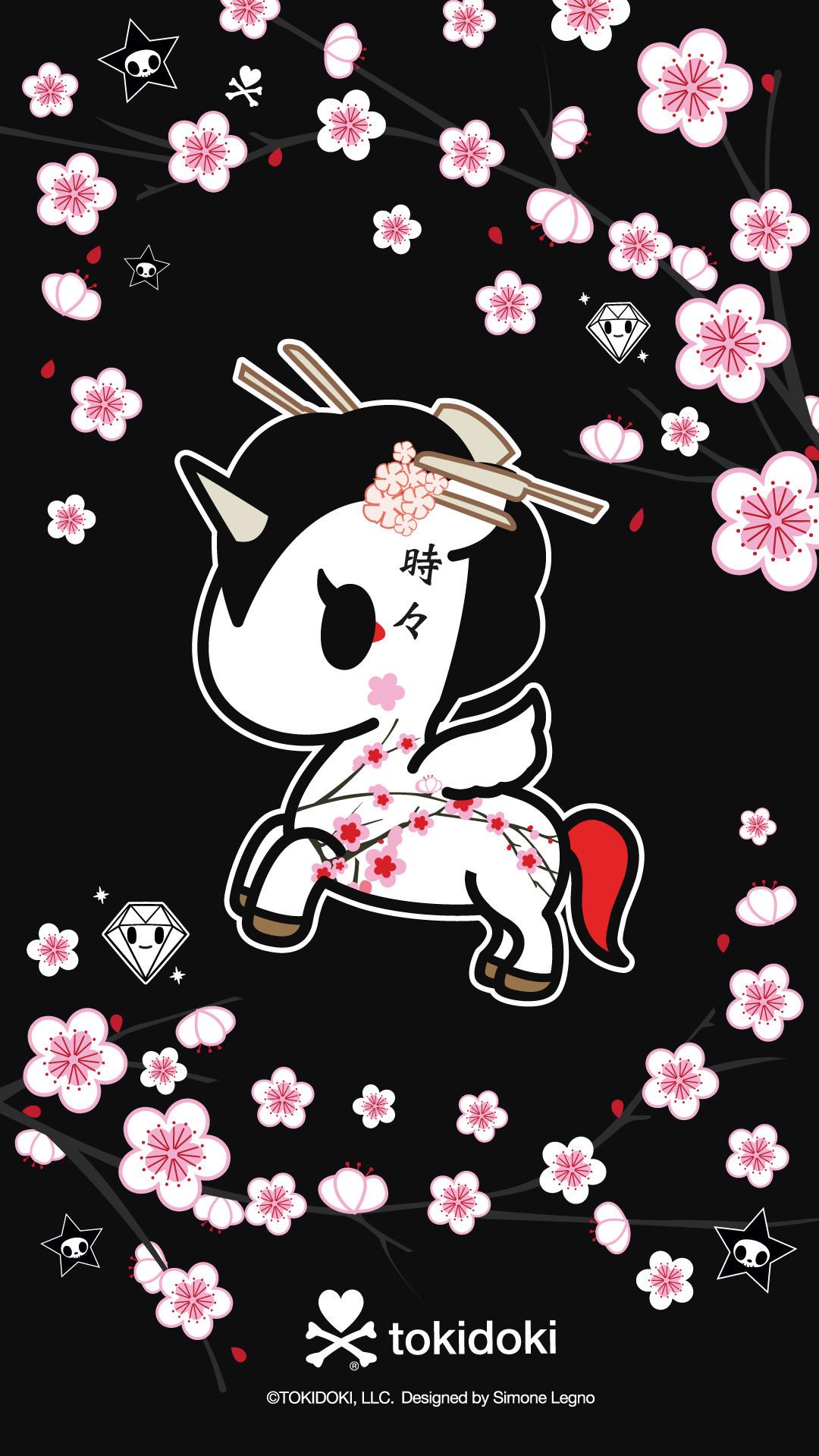 Cute Pink Cat Wallpapers Tokidoki Unicorno Wallpaper 69 Images