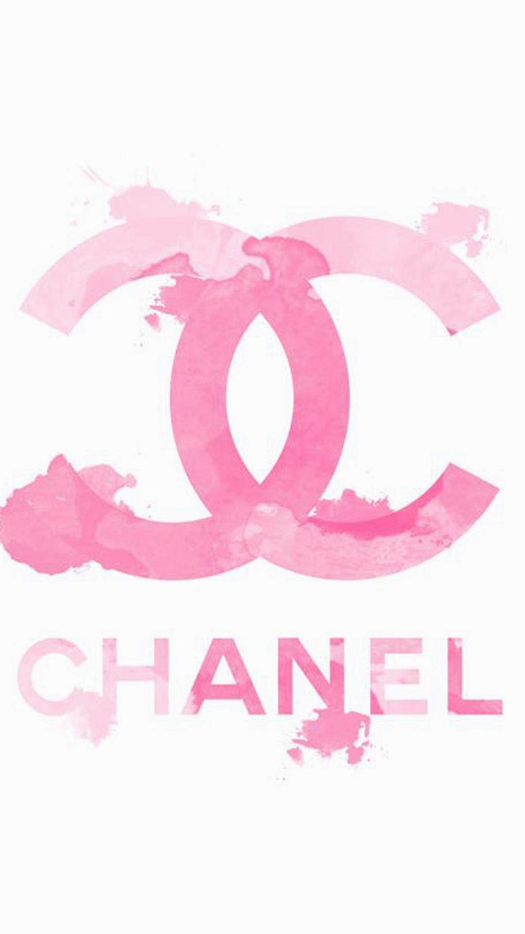 Cellphone Wallpaper Hd Quote Pink Chanel Wallpaper 54 Images