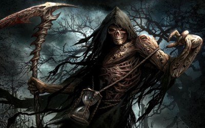 Cool Grim Reaper Wallpapers (62+ images)