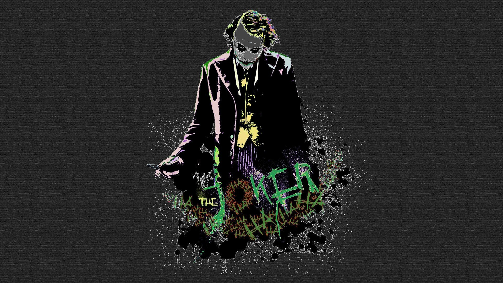 Best Dark Wallpapers For Iphone X Evil Joker Wallpaper 78 Images