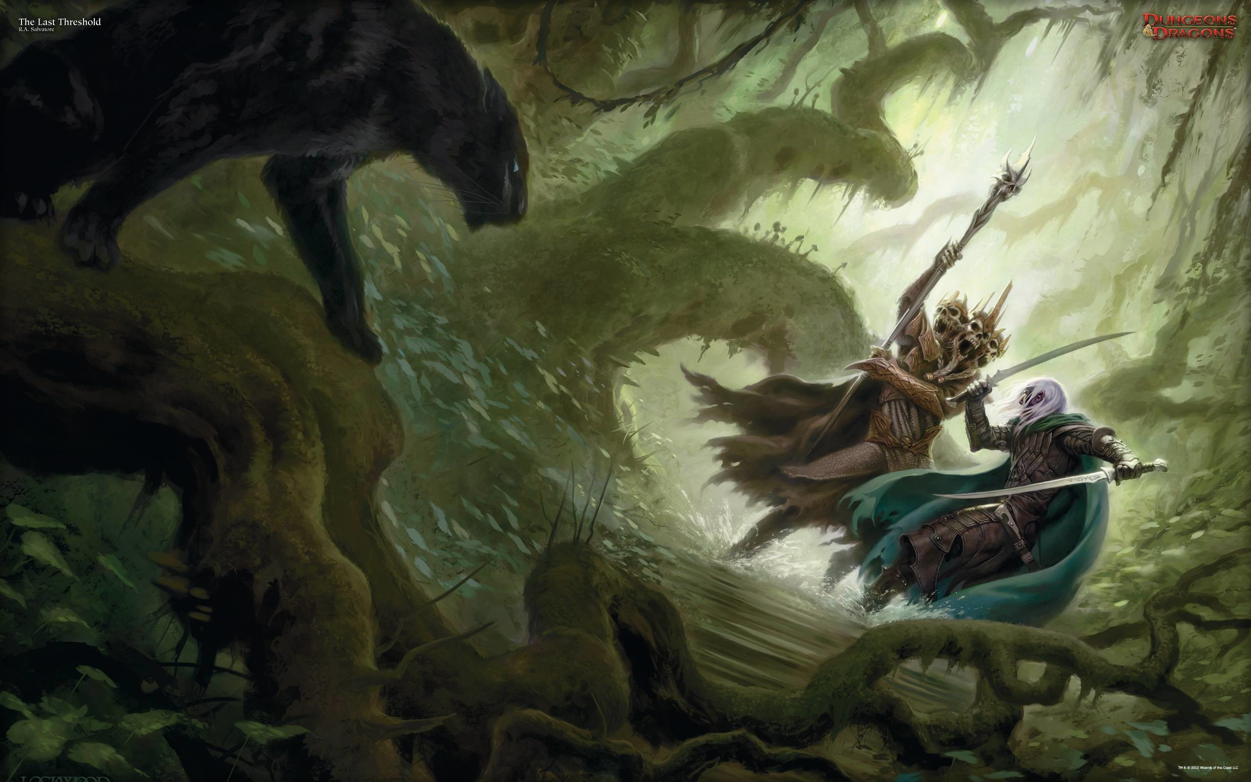 Free Download Wallpaper 3d Graphic Drizzt Wallpaper 72 Images