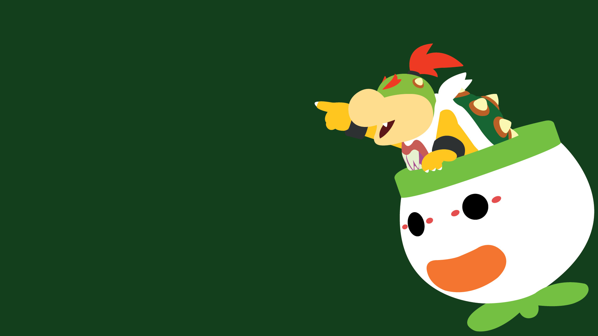 Pacman Wallpaper Iphone X Bowser Jr Wallpaper 72 Images