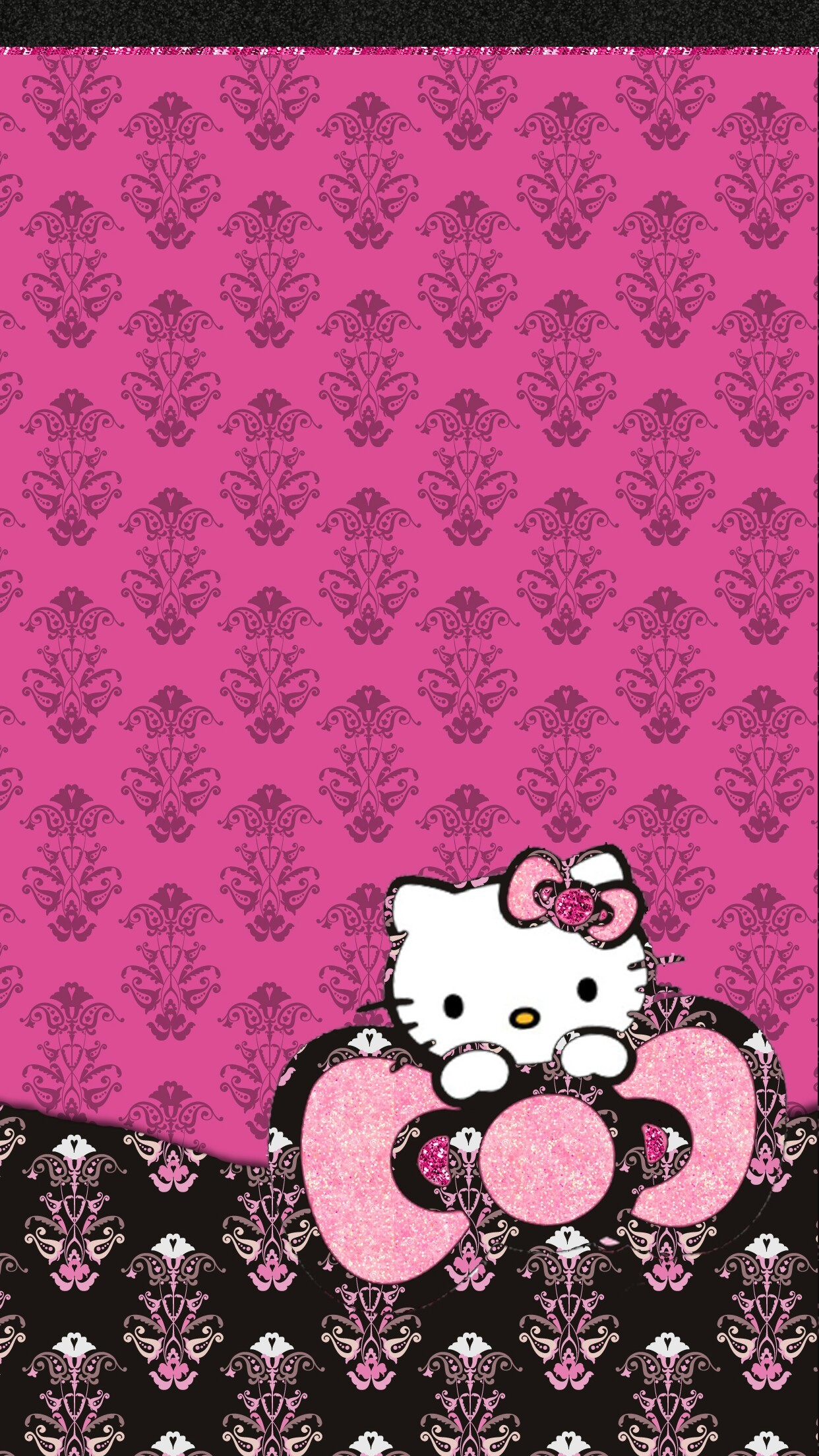 Hello Kitty Iphone 6 Wallpaper Hello Kitty Wallpaper 68 Images