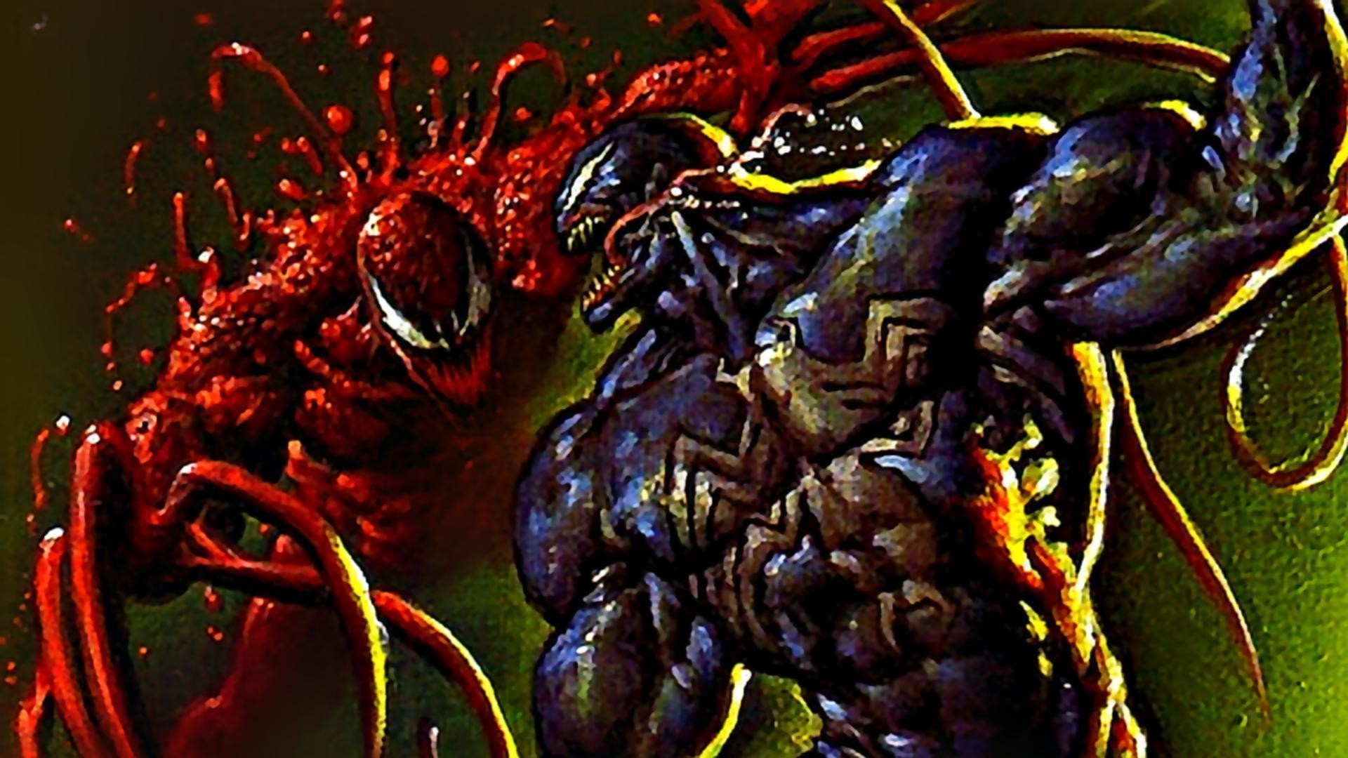 Love Cars Wallpapers Venom Vs Carnage Wallpaper 70 Images