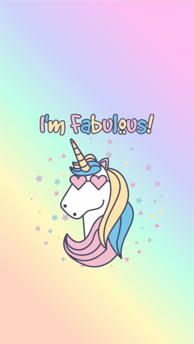 Cartoon Unicorn Wallpaper (57+ images)