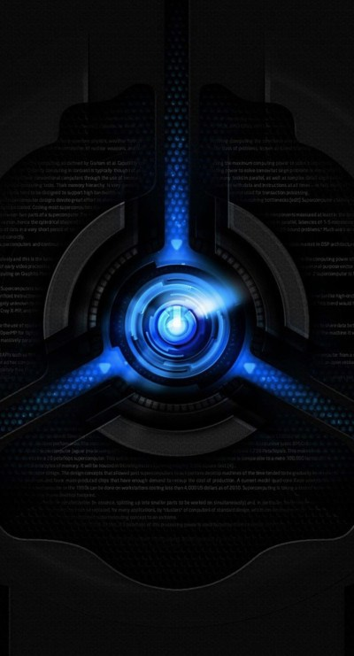 Cool Tech Backgrounds (55+ images)