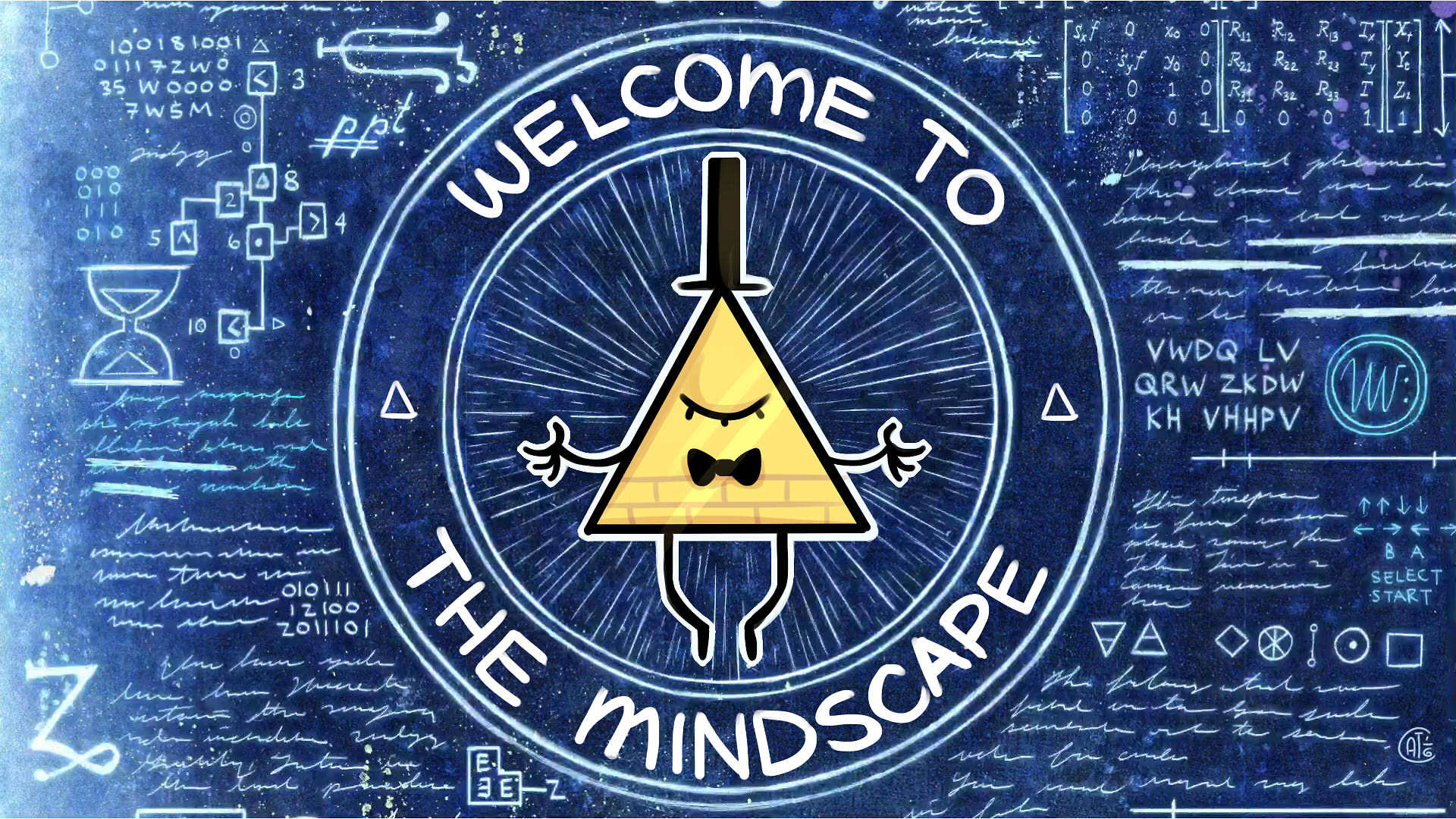 Gravity Falls Wallpaper Pc Bill Cipher Wallpapers 73 Images