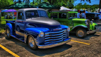 Old Chevy Truck Wallpaper (51+ images)