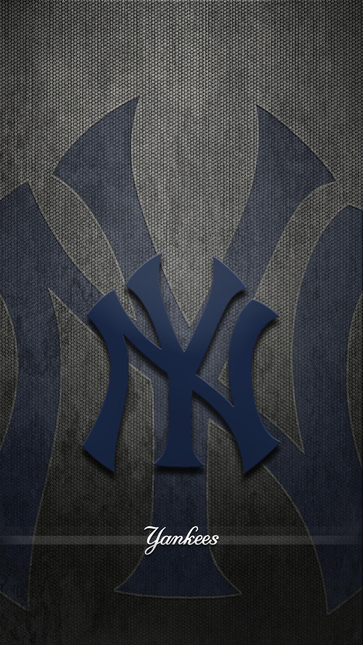 New York Yankees Wallpaper For Iphone 5 Yankees Logo Wallpaper 64 Images