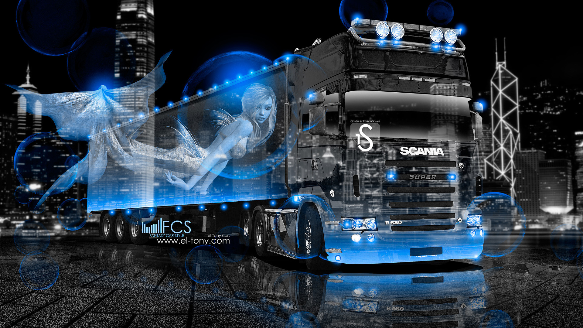 Audi Black Cars Wallpapers Scania Trucks Wallpapers 61 Images
