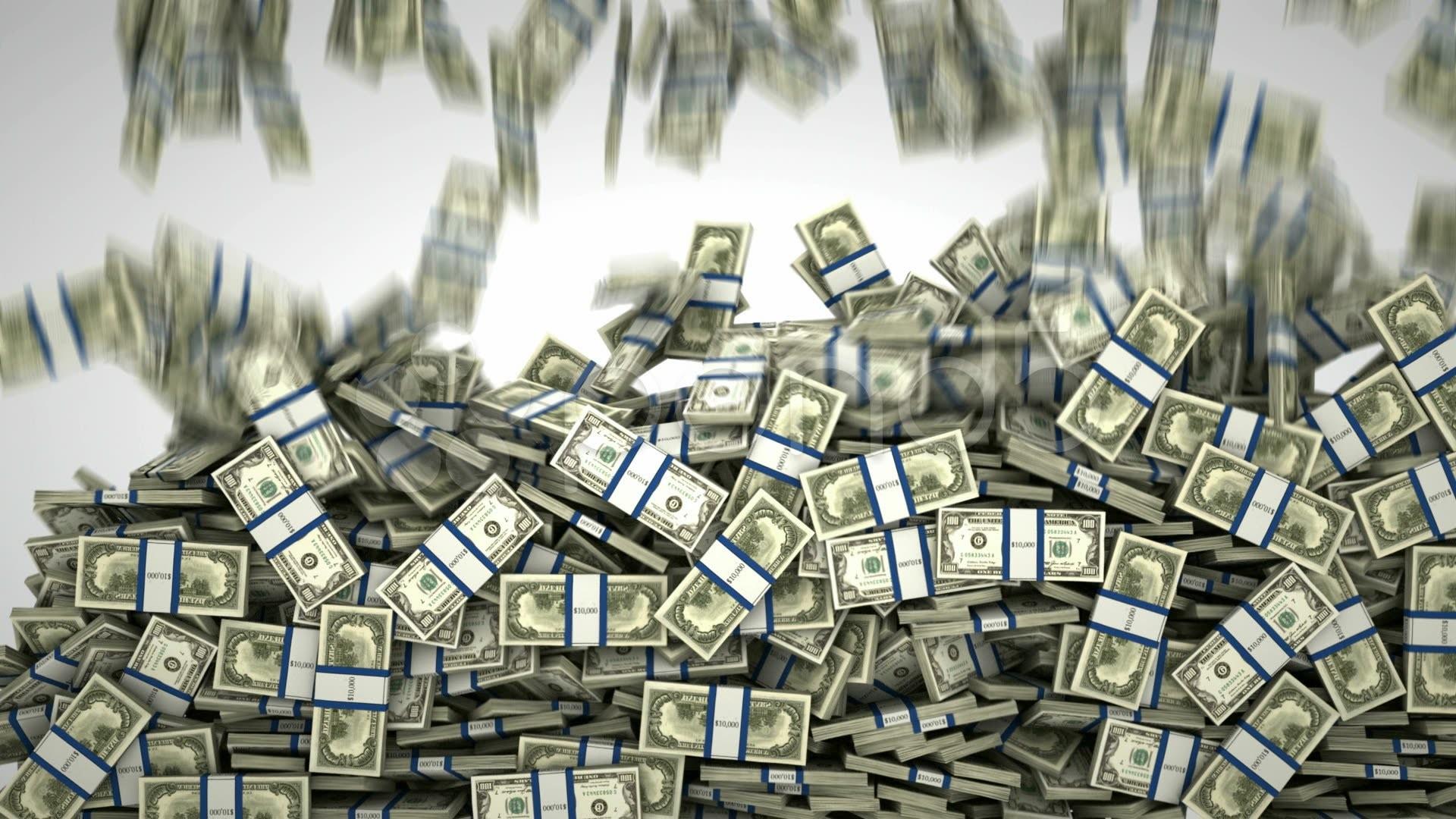 Falling Money 3d Live Wallpaper Money 100 Dollar Wallpaper 62 Images