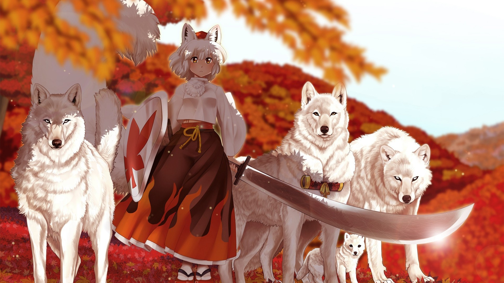 Hd Fall Wallpaper Iphone 5 Anime Fall Wallpapers 59 Images