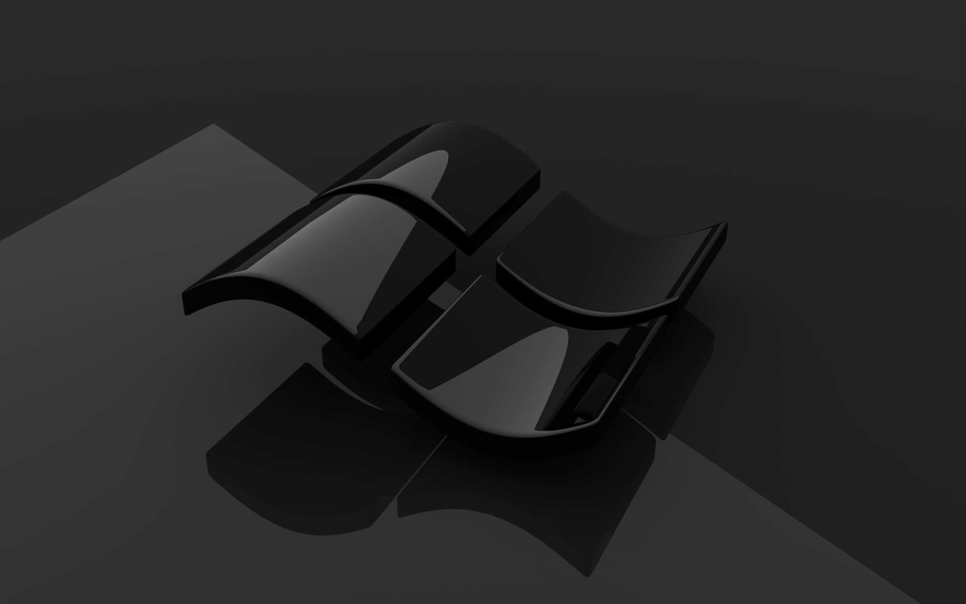 Free 3d Wallpaper For Windows 7 Black Wallpaper Windows 10 61 Images