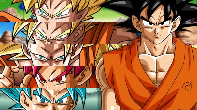 Dragon Ball Super Wallpaper HD (53+ images)