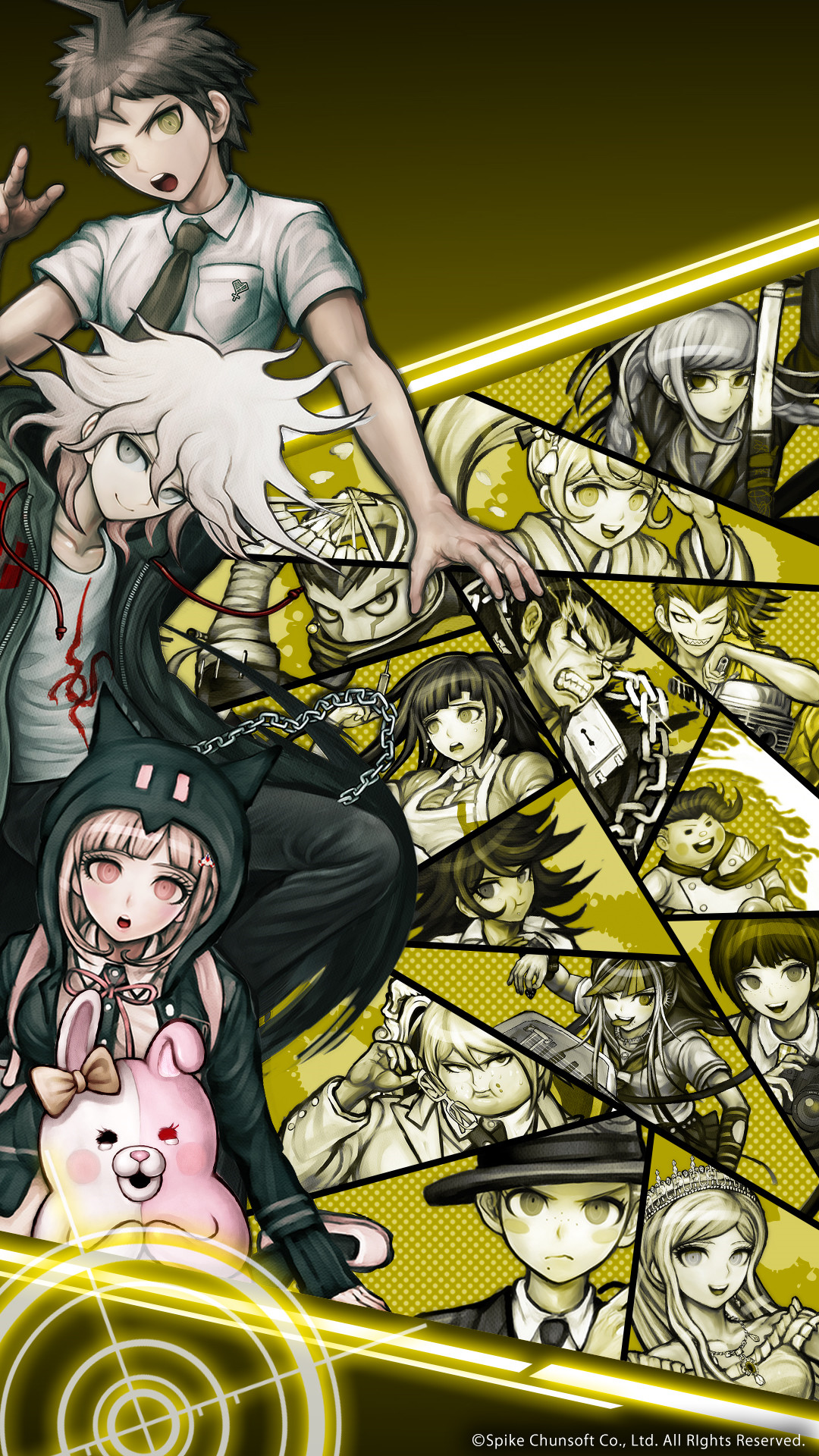 I.pinimg.com Are There Any Good Sdr2 Phone Wallpapers Danganronpa