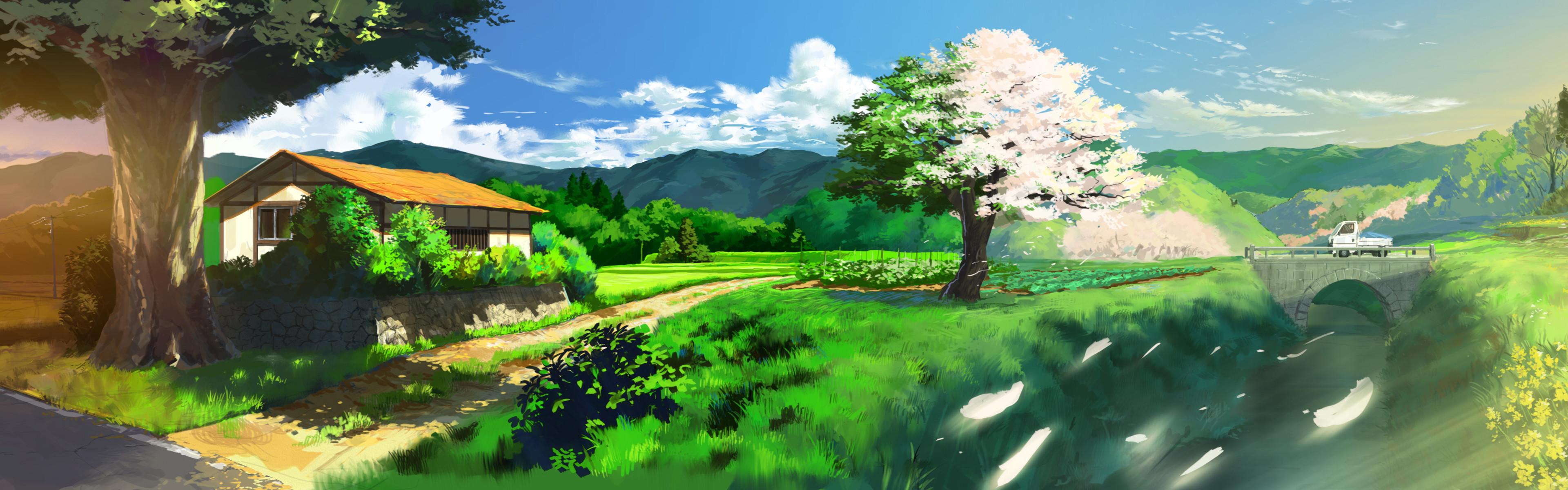 Wallpaper 3440x1440 Girl Miyazaki Wallpapers 69 Images