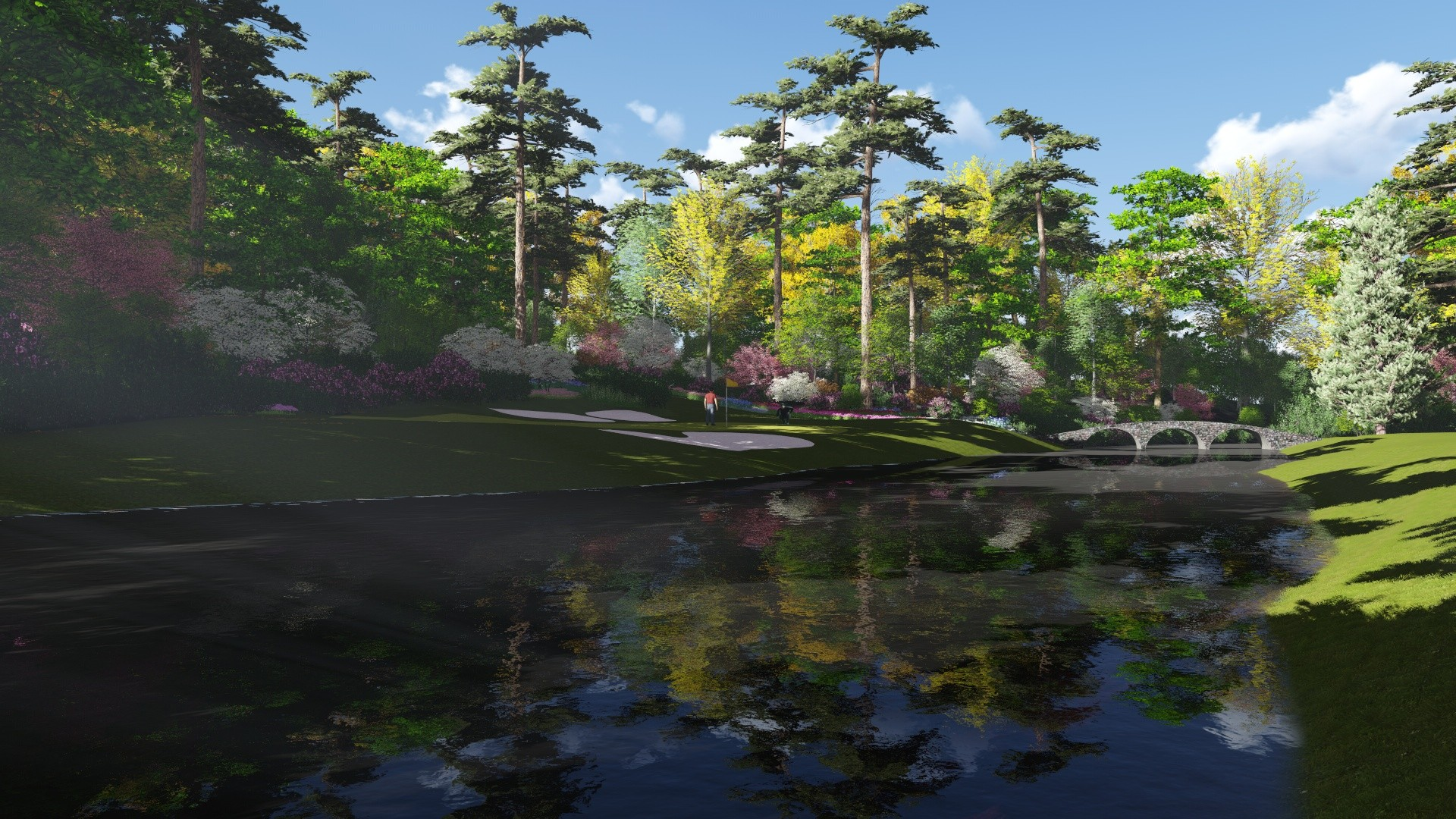 Country Girl Wallpaper For Iphone Augusta National Golf Club Wallpaper 63 Images