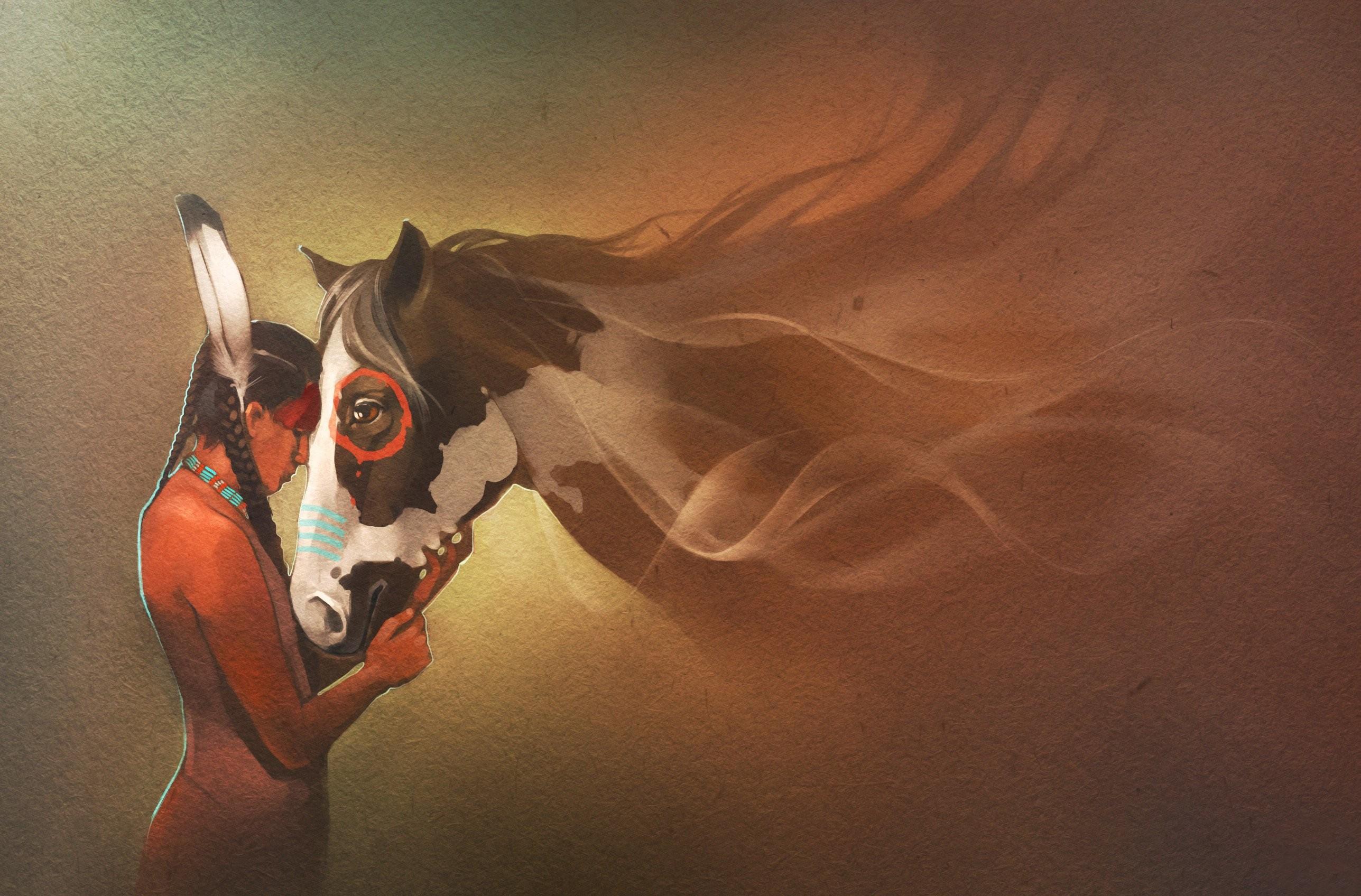 Horse Powerpoint Templates Costumepartyrun