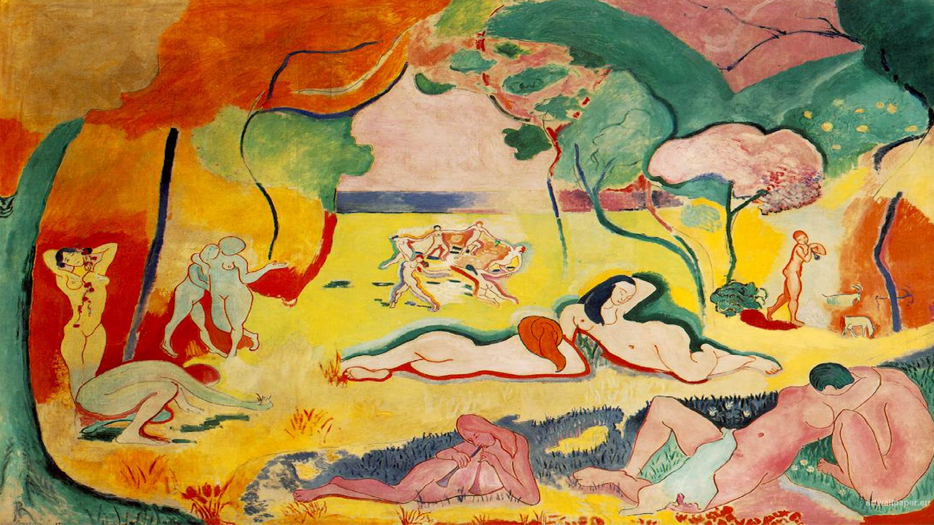 Country Girl Wallpapers Mobile Wassily Kandinsky Wallpaper 43 Images