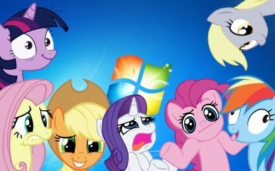 My Little Pony Desktop Wallpaper (75+ images)